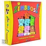 Blue Orange Zimbbos Elephantastic Balancing Pyramids Game