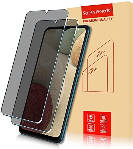 MTQLX Película protetora de tela de privacidade para Nokia 7.1 (pacote com 2) antiespionagem atualizada, antiespionagem, antiarranhões, sem bolhas, película de vidro temperado para Nokia 7.1