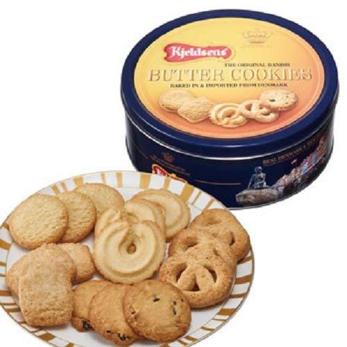 ケルドセン(Kjeldsens) オリジナル バター クッキー 1缶【 デンマーク おみやげ(お土産) 輸入食品 スイーツ】