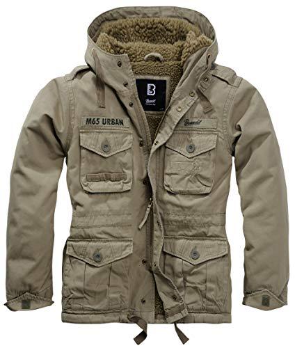 Brandit M65 Urban Winterjacke Oliv Gr. 5XL