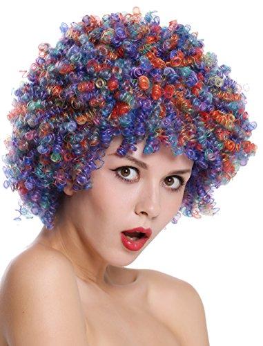 conseguir pelucas de payaso mujer por internet