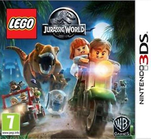 Nintendo 3DS - LEGO Jurassic World (Nintendo 3DS) (0 Games)