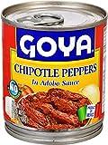 Goya Chiles Chipotles Adobados - 1 Lata...