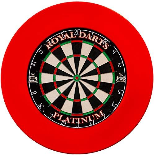 Royal Darts Dartboard Surround Rot