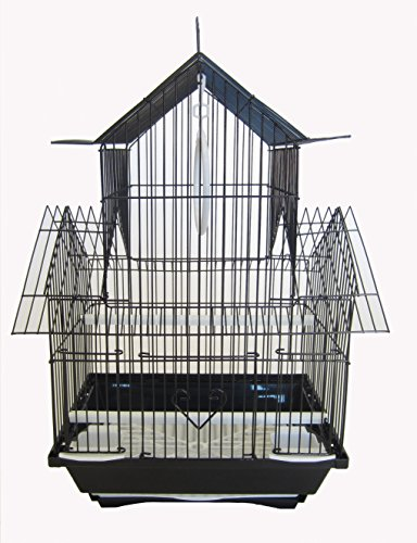 YML A1144blk Pagode Top Cage, Petite