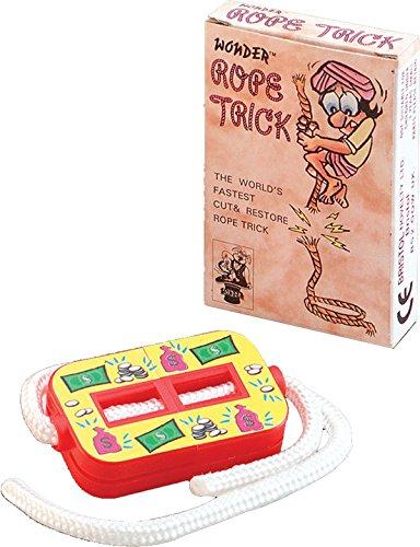 Wonder Enfants Blagues & Farce Street Magic Tromper Accessoire - Corde Magie, One size, taille unique