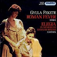 Roman Fever-Elegia