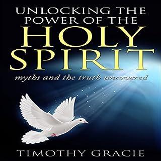 Holy Spirit audiobook cover art