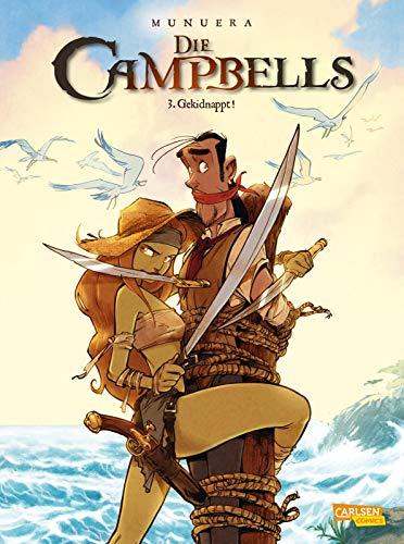 Die Campbells 3: Gekidnappt!: Ein Comic für die ganze Familie (3)