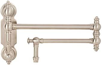 product image for Waterstone 3100-CH Towson Wall Mount Pot Filler Faucet, Chrome
