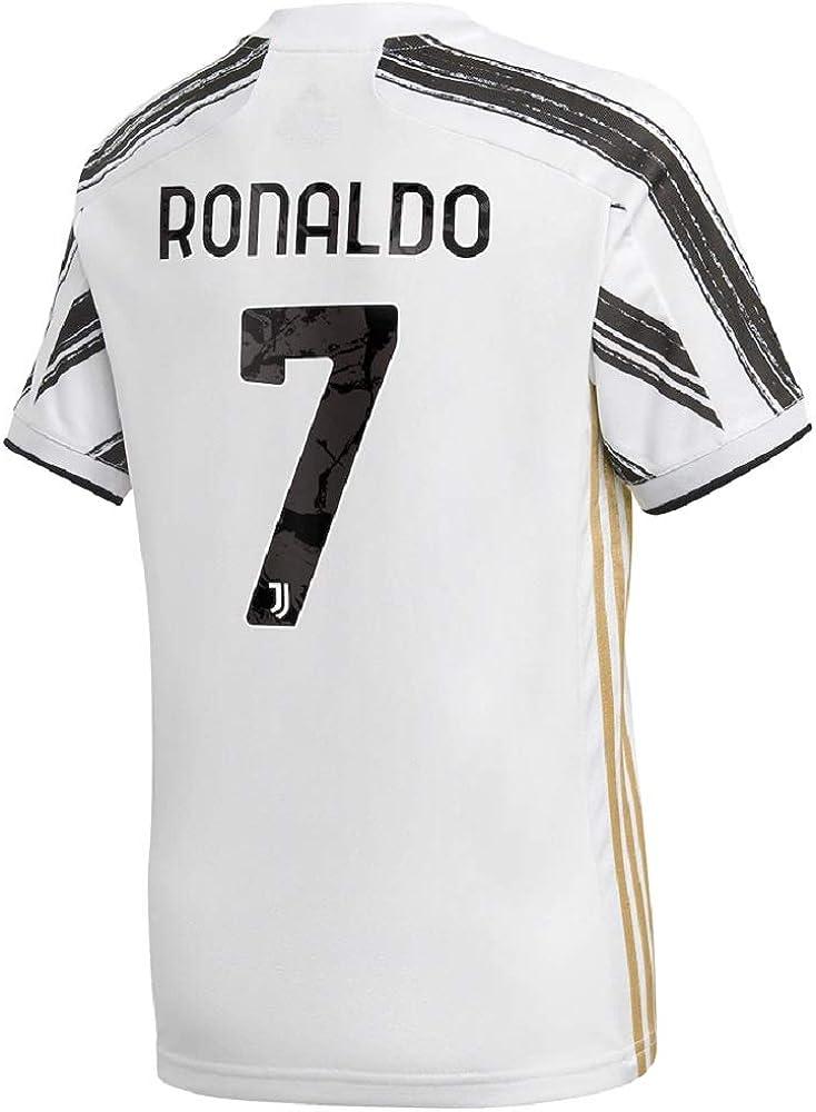Amazon.com: Soccer Kingdom Unlimited Ronaldo #7 Juve Home Kids ...