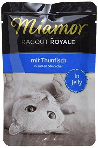 Miamor Ragout Royale Thunfisch 22x100g