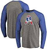 YB-DB NFL Rugby New England Patriots Hoodie Football américain Manches Pull à Manches Longues Imprimer Automne Hiver Sweat-Shirt décontracté,M (165cm~170cm)