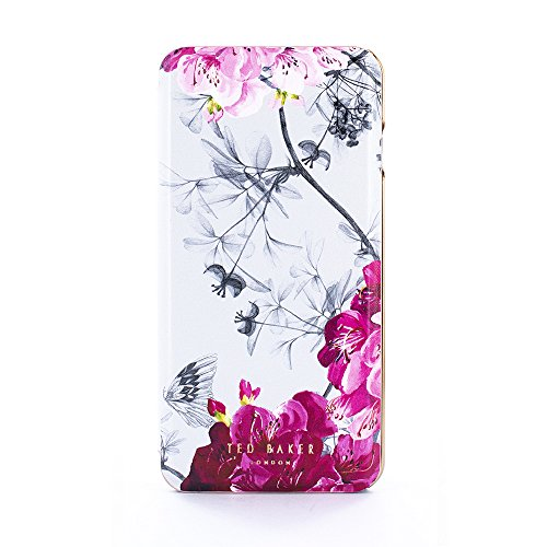 Ted Baker 886075061203 AW18 Beschermende Hoge Kwaliteit Spiegel Folioblad Hoesje voor Apple iPhone 8 Plus/7 Plus