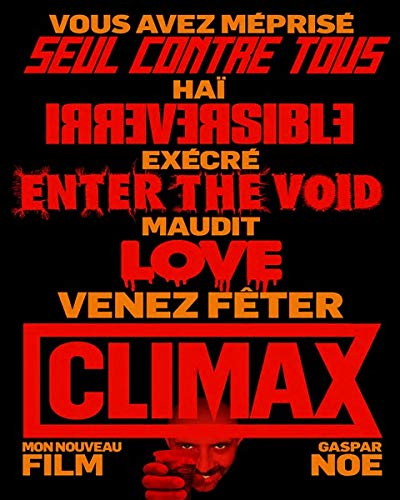 Climax - Poster - cm. 30 x 40