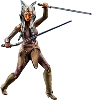 Star Wars Black Series 6 inches figures Ahsoka Tano 6 inches painted action figure