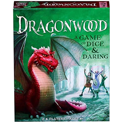 Nlight Dragonwood EIN Würfelspiel & Gewagtes Brettspiel, Familienkartenspiel