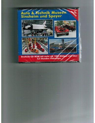 Auto & Technik Museen Sinsheim und Speyer - Die Museums-CD-ROM