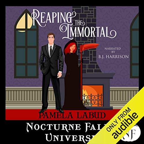 Reaping the Immortal cover art