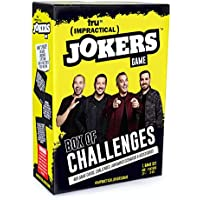 Wilder Games Impractical Jokers The Game Box of Challenges (Age 17+)