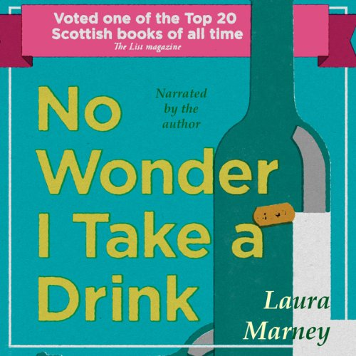 No Wonder I Take a Drink audiobook cover art