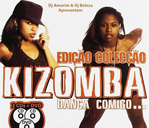 Coleccao Kizomba Danca Comigo Box