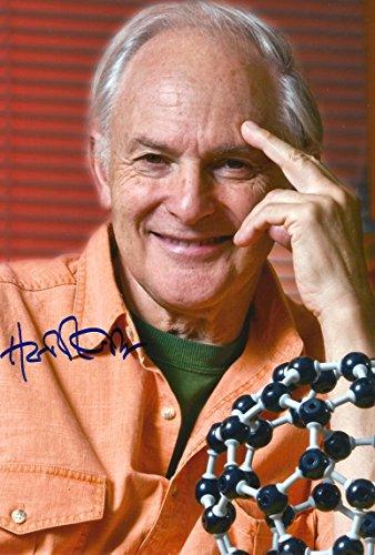 Harry Kroto original Autogramm/Autograph/signiert
