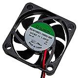 Fan Ventilateur 5V DC 0,86W 40x40x10mm 13,9m³/h 7300U/Min 13,9m³/h Sunon EE40100S11000U999