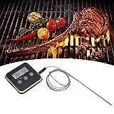 Digitales Fleisch, Remote BBQ Großes LCD-Display für Heimküche für BBQ