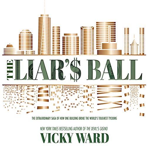 The Liar's Ball audiobook cover art