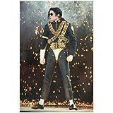 Sanwooden Michael Jackson Vocal Concert Poster und Drucke