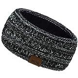 GIFED Women Winter Headbands Knit Soft Elastic...