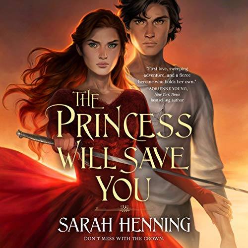 The Princess Will Save You cover art