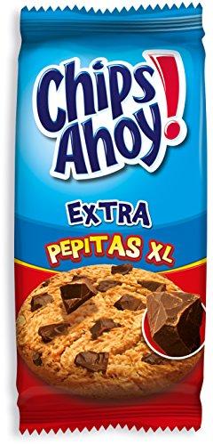 Chips Ahoy! - Extra Pepitas XL - Galletas con Trazos