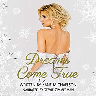 Dreams Come True audiobook cover art