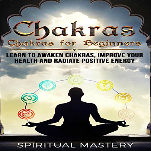 Chakras Beginners Guide cover art