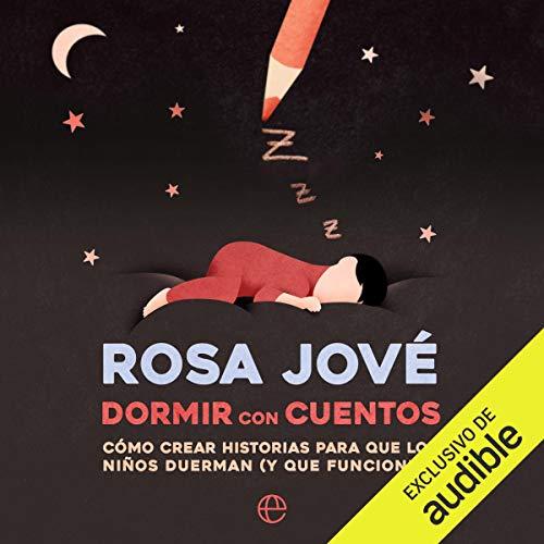 Diseño de la portada del título Dormir con Cuentos