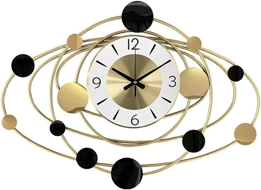 SFQQW Clocks and Watches Wall Courier shipping free Clock Art Room M Fort Worth Mall Living Home