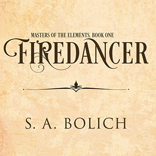 Firedancer audiobook cover art