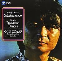 Rimsky-Korsakov: Scheherazade/Boro by Seiji Ozawa (2015-08-05)