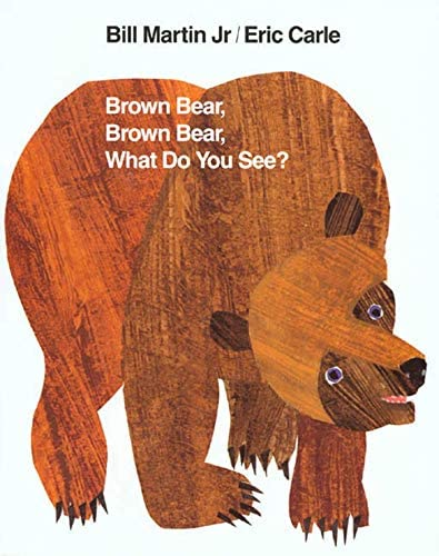 Brown Bear Brown Bear What Do You See Brown Bear and Friends product image