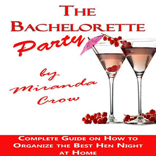 The Bachelorette Party audiobook cover art