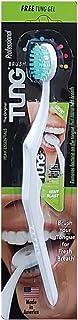 TUNG(タング) タンブラシ ナチュラルミニジェル付き1本 (正規輸入品) 舌磨き専用ブラシ