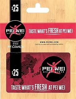 Pei Wei Fresh Kitchen Gift Card