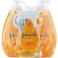 2-Pack Johnson's Tear Free Formula Baby Shampoo