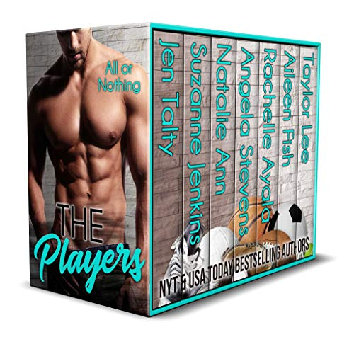 The Players - All Or Nothing (Sports Romance Book 2) (English Edition)