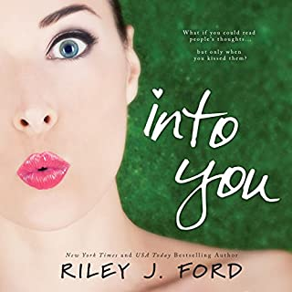 Into You audiobook cover art