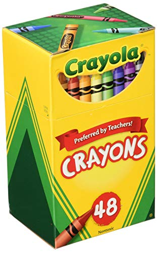 Crayola 48ct Crayons (Pack of 2)