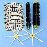 10pcs Kit de accesorios y aspiradoras Filtros y cepillos para...
