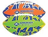 Schildkröt Fun Sports 970289 Ballon de Football américain Mixte Enfant, Multicolore,